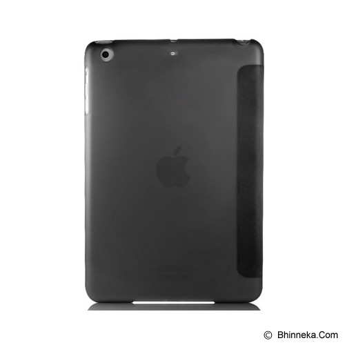 UNIEA Lucid Translucent for Apple iPad mini with Retina Display Case - Black - Casing Tablet / Case