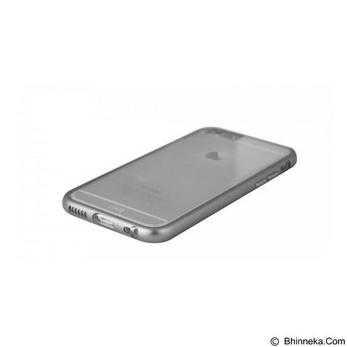 UNIQ Hybrid Aircraft Clear For iPhone 6 [8886463641774] - Ravishing Silver - Casing Handphone / Case