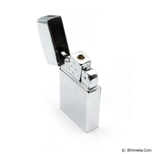 UNIQTRO Korek Api Listrik Model Zippo - Korek Api / Lighter Fashion