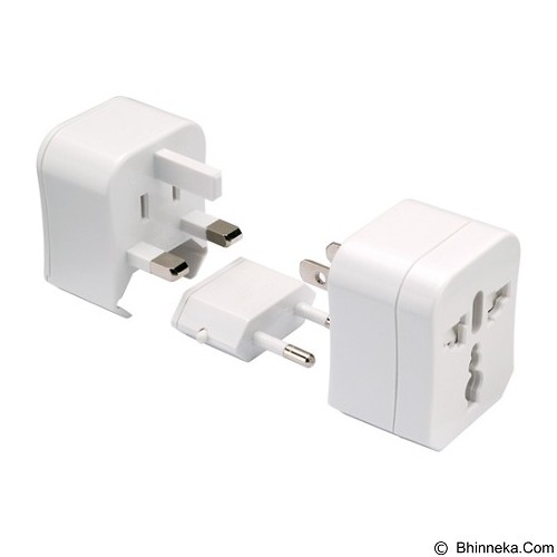 UNIQUE Adapter Universal Kit [CH-KIT] - Universal Travel Adapter