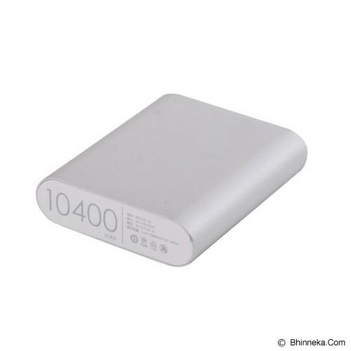 UNIQUE Baterai External Power Up 10400mAh [BTR-PU-10400-G] - Gray - Portable Charger / Power Bank