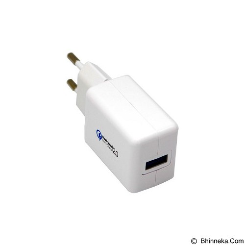 UNIQUE Charger Home Quick 2.0 [CH-U-HQ-W] - White - Universal Charger Kit