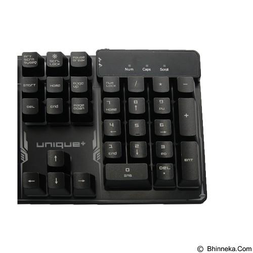 UNIQUE Keyboard LED Backlight [KB-U-LED-BL] (Merchant) - Keyboard Basic