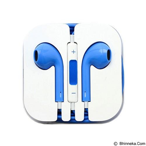 UNIVERSAL Earphone - Blue - Earphone Ear Bud
