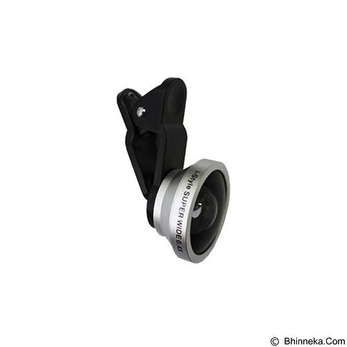 UNIVERSAL Lensa Klip Superwide - Silver - Gadget Activity Device