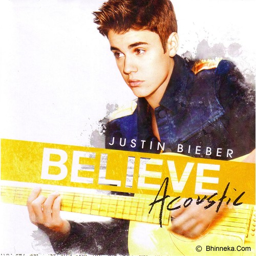 UNIVERSAL MUSIC INDONESIA Justin Bieber - Believe Acoustic - Lagu Pop