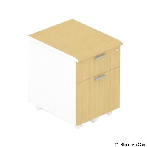 UNO Laci Dorong Modern 1 Laci 1 Filing [UMP 7166] (Merchant) - Drawer