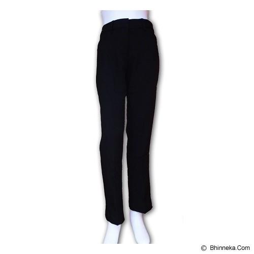 URBAN ACT Formal Long Pants Size 10 - Hitam - Celana Panjang Wanita