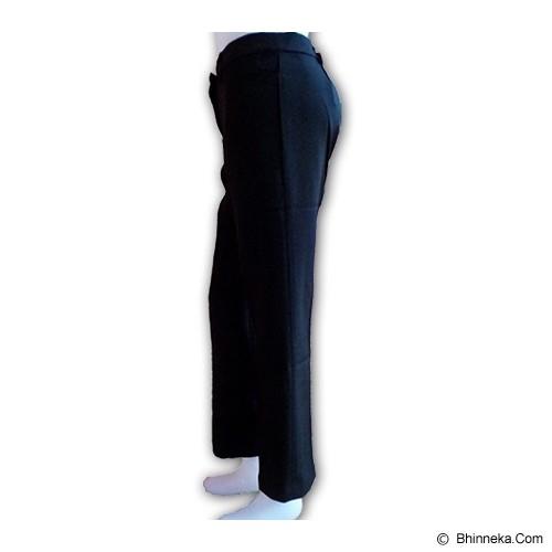 URBAN ACT Formal Long Pants Size 12 - Hitam - Celana Panjang Wanita