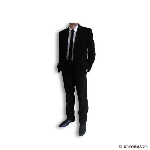 URBAN ACT Set Jas Size M/Celana Size 36 - Jas Pria