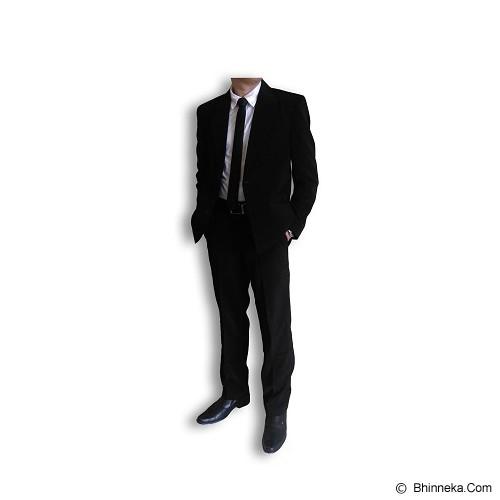 URBAN ACT Set Jas Size XL/Celana Size 38 - Jas Pria