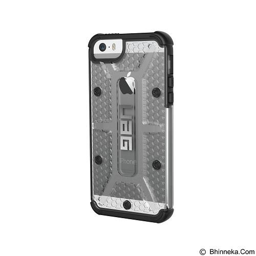 URBAN ARMOR GEAR Apple iPhone SE/5/5s Composite Case - Ice/Black - Casing Handphone / Case