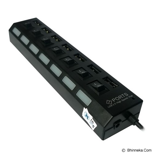 USB HUB 7 Port Switch - Cable / Connector Usb