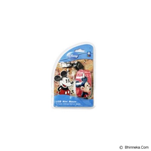USBCOM Disney Mini Optical Mouse  Mickey Cool [DS-MM-MCC] - Mouse Mobile