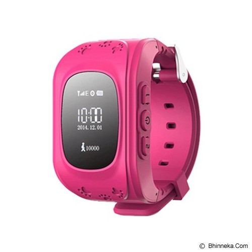 UWATCH Jam Tangan [010200] - Pink - Gps & Running Watches