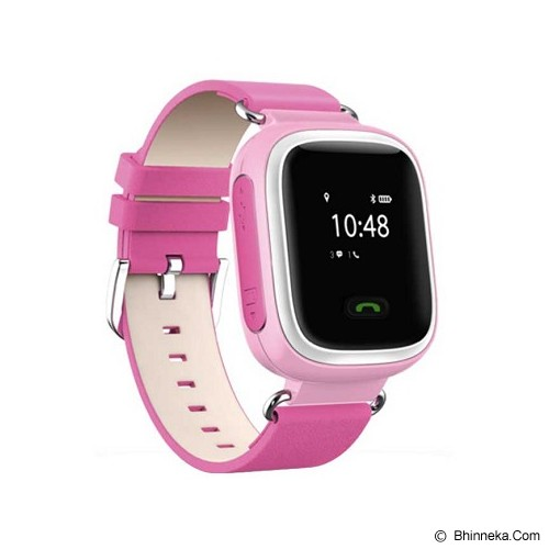 UWATCH Tinz Jam tangan GPS Tracker Anak/Remaja - Pink - Gps & Running Watches