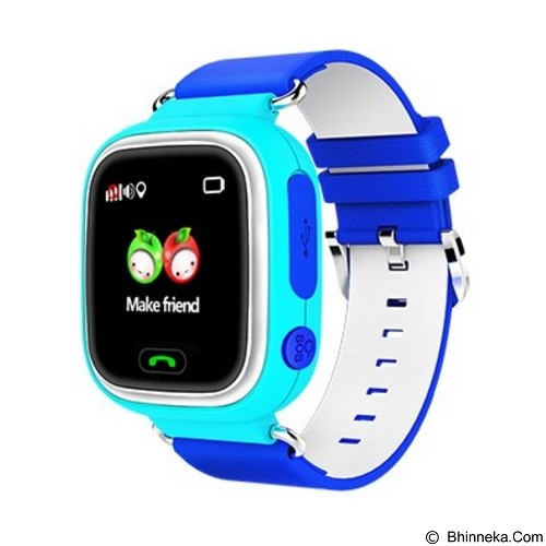 UWATCH Touch GPS Tracker [uwa-030130-blu] - Blue (Merchant) - Gps & Running Watches