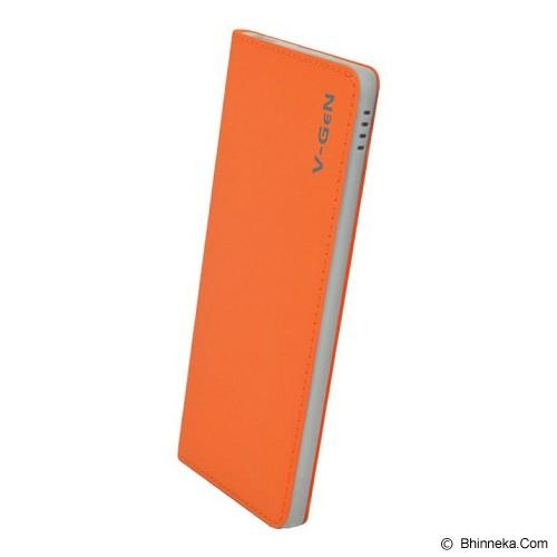 V-GEN Powerbank 5000mAh [PB-V502] - Orange - Portable Charger / Power Bank