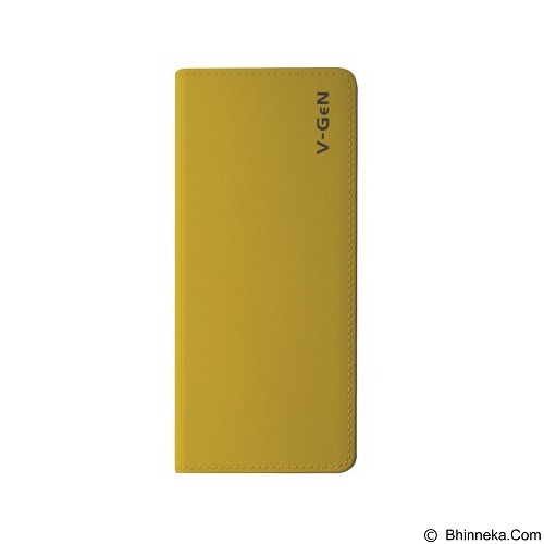 V-GEN Powerbank 5000mAh [PB-V502] - Yellow (Merchant) - Portable Charger / Power Bank