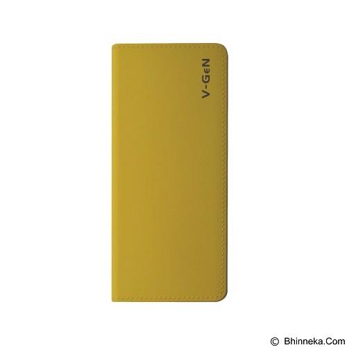 V-GEN Powerbank 5000mAh [PB-V502] - Yellow (Merchant) - Portable Charger / Power Bank