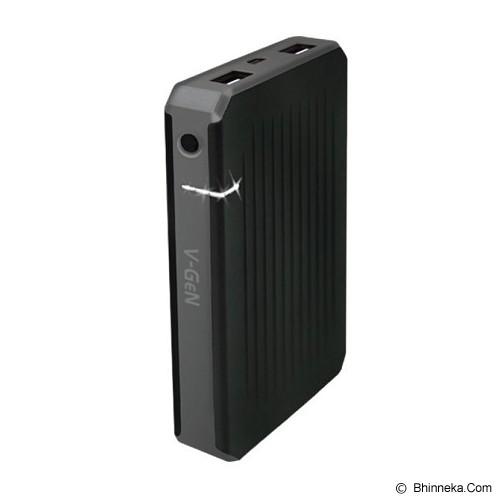 V-GEN Powerbank 5000mAh [V501VP] - Grey - Portable Charger / Power Bank