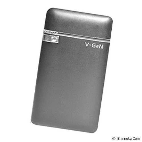 V-GEN Powerbank [PB-V523] - Gray - Portable Charger / Power Bank