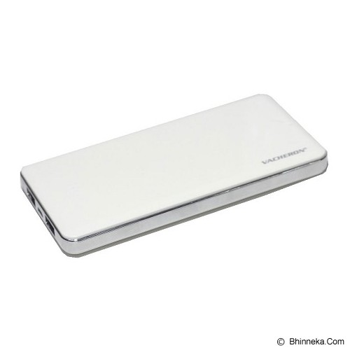 VACHERON Powerbank 10000mAh [VC10W] - White - Portable Charger / Power Bank