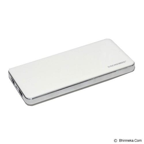 VACHERON Powerbank 10000mAh [VC10W] - White - Portable Charger / Power Bank