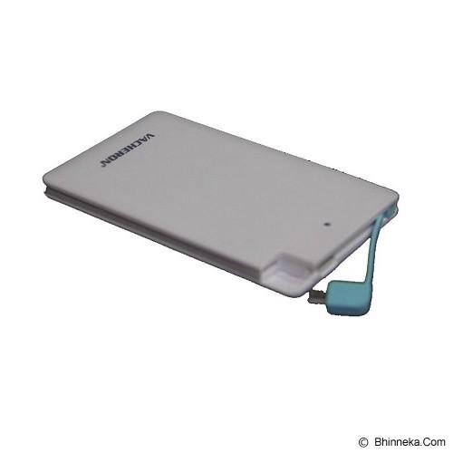 VACHERON Powerbank 2200mAh [PC02] - White - Portable Charger / Power Bank
