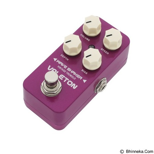 VALETON Wave Shaker (Merchant) - Gitar Stompbox Effect
