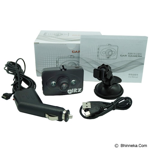VALUESTORE GLITZ Car DVR X-02 - Kamera Mobil