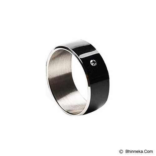 VALUESTORE Magic Smart Ring - Black - Smart Rings
