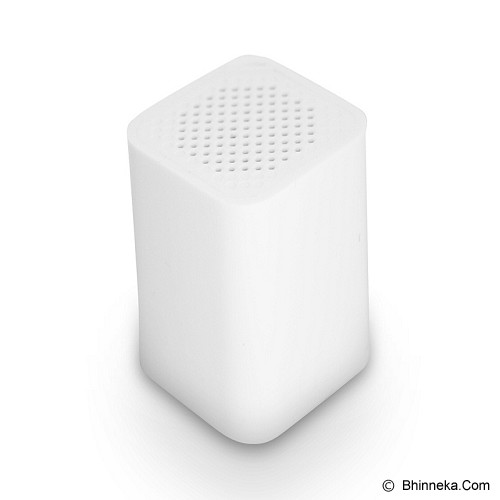 VALUESTORE Smartbox Mini Speaker Built in Selftimer and Antilost Function - White - Speaker Bluetooth & Wireless