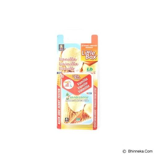 VARIASI UNIK Parfum Mobil Little Box Aroma Vanilla - Pengharum Mobil
