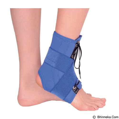 VARITEKS Ankle Support with Spiral Stays Size S [VAR827.S] (Merchant) - Penyangga dan Alat Bantu Kaki