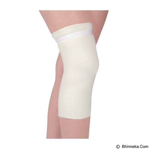 VARITEKS Judo Angora Knee Brace Size L [VAR805.L] (Merchant) - Penyangga dan Alat Bantu Kaki