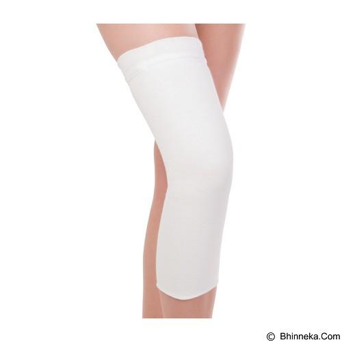 VARITEKS Judo Long Knee Brace Size XL [VAR806.XL] (Merchant) - Penyangga dan Alat Bantu Kaki