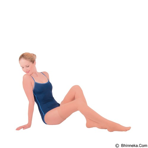 VARITEKS Thigh High Varicose Stocking Size 1 [VAR904.1] (Merchant) - Terapi Fisiologis Wanita