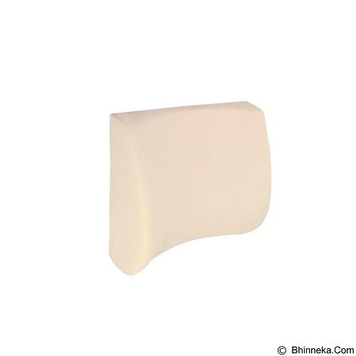 VARITEKS Visco Back Cushion with Belt [VAR657] (Merchant) - Bantal Terapi