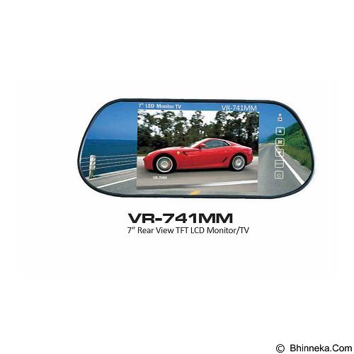 VARITY Car LED Monitor [VR-741MM] - Black (Merchant) - Audio Video Mobil
