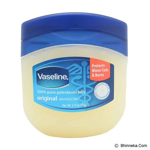 VASELINE Petroleum Jelly 106gr - Obat Luka Luar