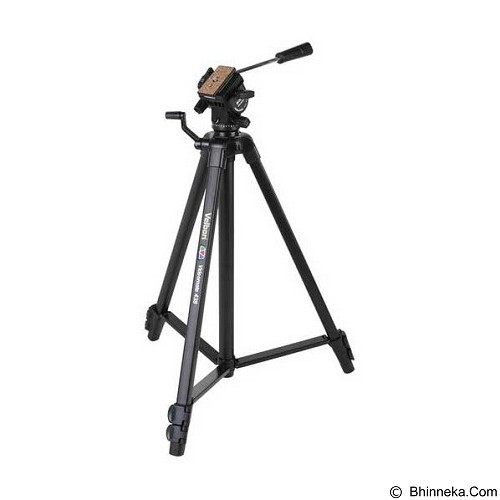 VELBON Videomate 538 (Merchant) - Tripod Combo With Head
