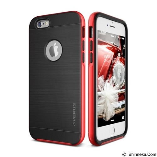 VERUS Case High Pro Shield for Apple iPhone 6 / 6s - Crimson Red - Casing Handphone / Case
