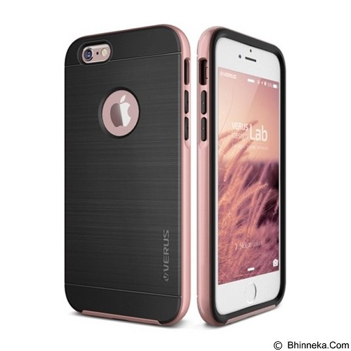 VERUS Case High Pro Shield for Apple iPhone 6 / 6s - Rose Gold - Casing Handphone / Case