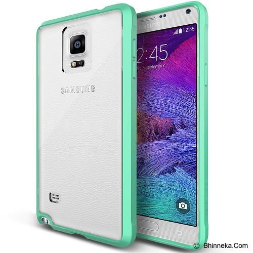VERUS Crystal Mixx Samsung Galaxy Note 4 - Mint - Casing Handphone / Case