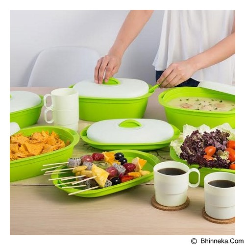 VIENNA Family Set - Lunch Box / Kotak Makan / Rantang