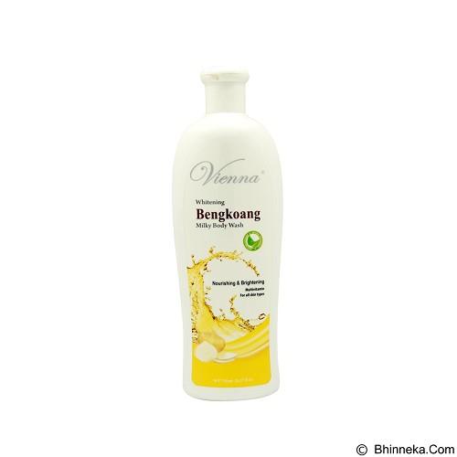 VIENNA Milky Body Wash Bengkoang 750 ml (Merchant) - Sabun Mandi