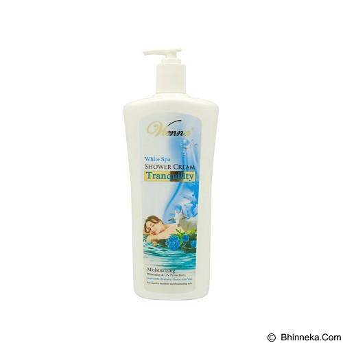 VIENNA Shower Cream Tranquility 700 ml (Merchant) - Sabun Mandi