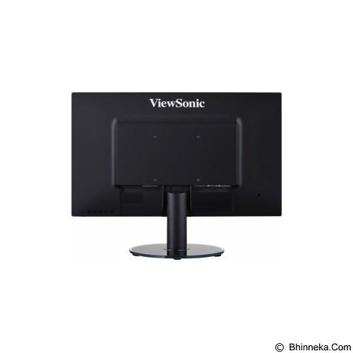 VIEWSONIC LED Monitor 21.5 Inch [VA2219-sh] - Monitor Led 15 Inch - 19 Inch