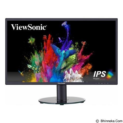 VIEWSONIC LED Monitor 27 Inch [VA2719-Sh] - Monitor Led Above 20 Inch